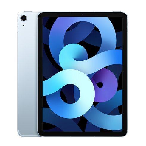 "Apple iPad Air 10.9"" (2020), Wi-Fi + Cellular, 256GB, Sky Blue MYH62FD/A"