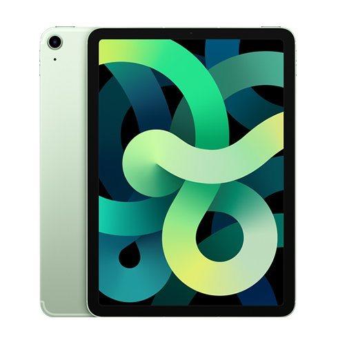 "Apple iPad Air 10.9"" (2020), Wi-Fi + Cellular, 64GB, Green MYH12FD/A"