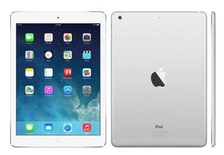 Apple Ipad Air, 3G, 16GB | Silver, Trieda C - použité, záruka 12 mesiacov