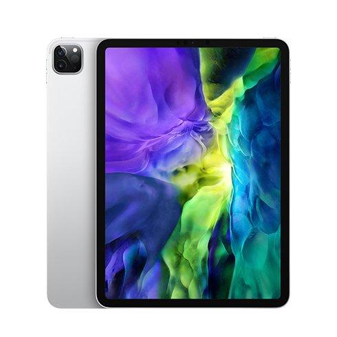 "Apple iPad Pro 11"" Wi-Fi + Cellular 256GB Silver MXE52FD/A"