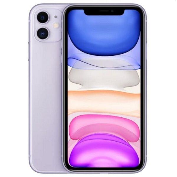 iPhone 11, 256GB, purple MHDU3CN/A