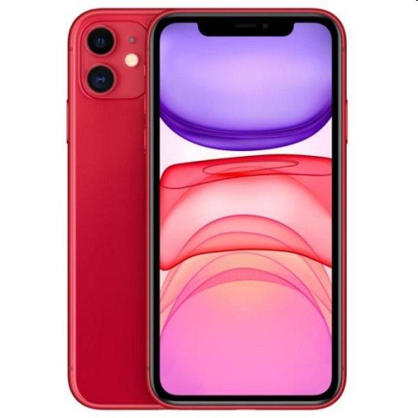 iPhone 11, 256GB, red MWM92CN/A