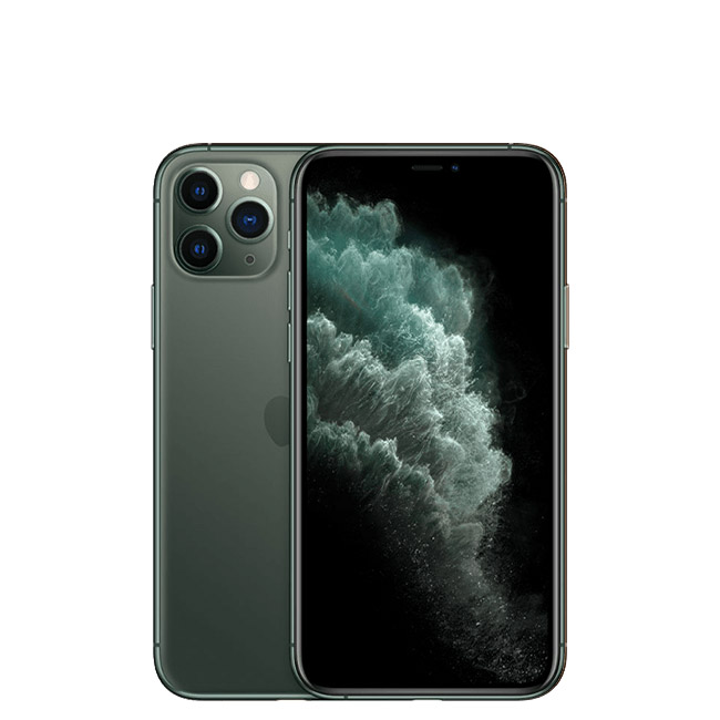 Apple iPhone 11 Pro. 256GB, midnight green MWCC2CN/A