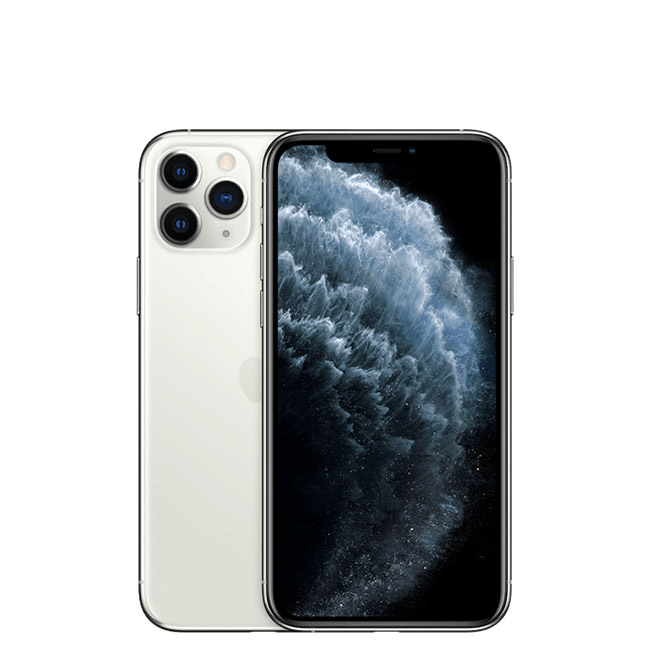 Apple iPhone 11 Pro 256GB, silver MWC82CN/A