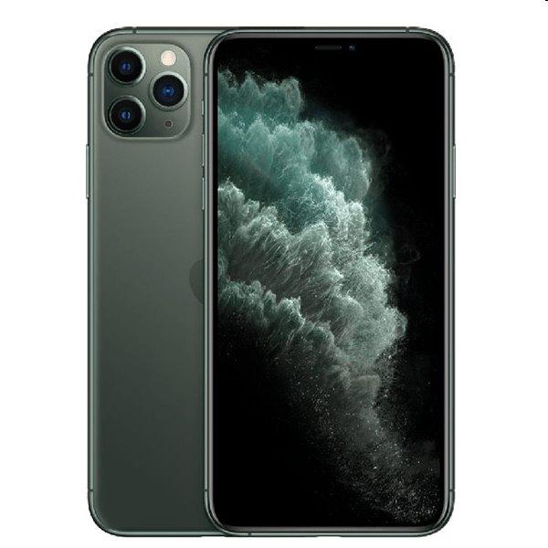 iPhone 11 Pro Max, 256GB, midnight green MWHM2CN/A