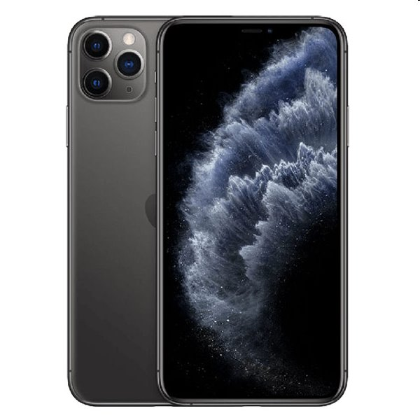 iPhone 11 Pro Max, 256GB, space grey MWHJ2CN/A