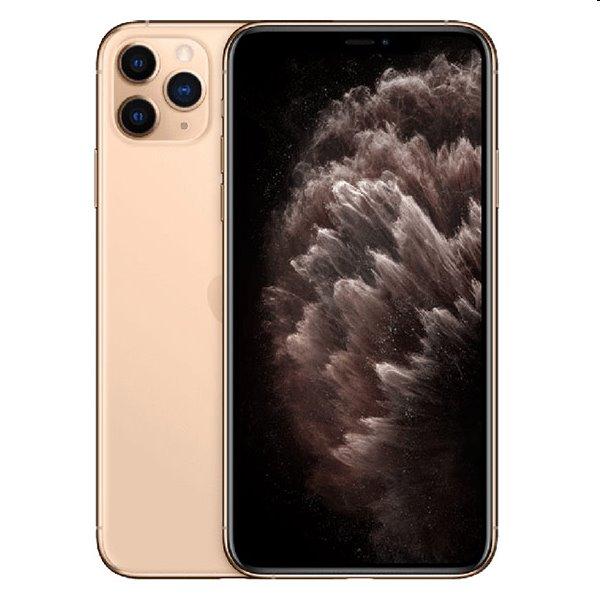 iPhone 11 Pro Max, 64GB, gold MWHG2CN/A