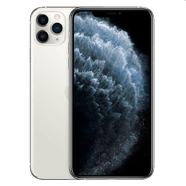 iPhone 11 Pro Max, 64GB, silver MWHF2CN/A