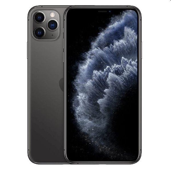iPhone 11 Pro Max, 64GB, space grey MWHD2CN/A