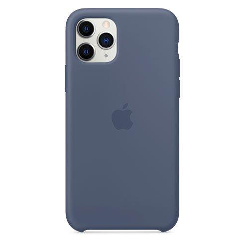 Apple iPhone 11 Pro Silicone Case, alaskan blue MWYR2ZM/A