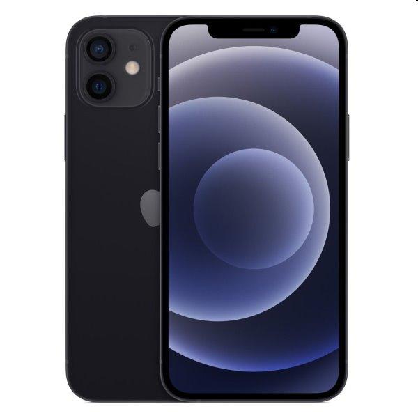 iPhone 12, 128GB, black MGJA3CN/A