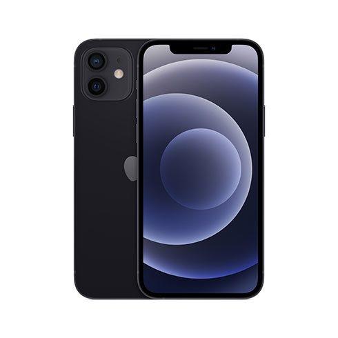 Apple iPhone 12, 128GB   Black - nový tovar, neotvorené balenie
