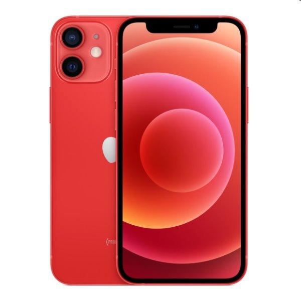 iPhone 12 mini, 64GB, red MGE03CN/A