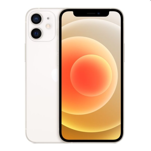 iPhone 12 mini, 64GB, white MGDY3CN/A
