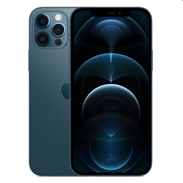 iPhone 12 Pro, 128GB, pacific blue