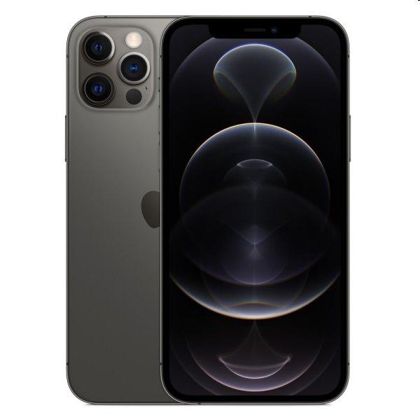 iPhone 12 Pro, 512GB, graphite