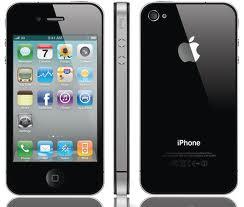 Apple iPhone 4, 32GB   Black, Trieda C - použité, záruka 12 mesiacov