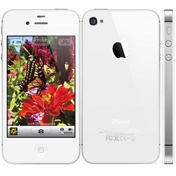 Apple iPhone 4S, 16GB | NEFUNGUJE WIFI a BLUETOOTH | White, Trieda A - použité, záruka 12 mesiacov
