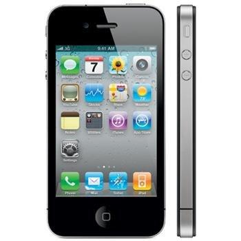Apple iPhone 4S, 8GB   Black, Trieda B - použité, záruka 12 mesiacov