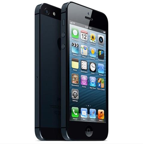 Apple iPhone 5, 32GB | Black, Trieda C - použité, záruka 12 mesiacov