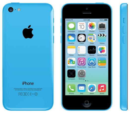 Apple iPhone 5C, 32GB, trieda C - BAZÁR (použitý tovar záruka 12 mesiacov)