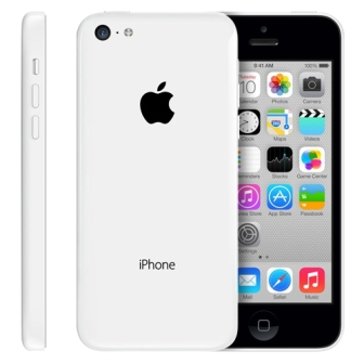 Apple iPhone 5C, 8GB   White, Trieda A - použité, záruka 12 mesiacov