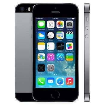 Apple iPhone 5S, 16GB   Gray, Trieda B - použité, záruka 12 mesiacov