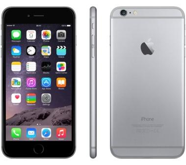 Apple iPhone 6 , 16GB | Black- puk display - BAZÁR (použitý tovar bez originálneho balenia, zmluvnázáruka 12 mesiacov)