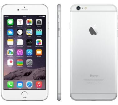 Apple iPhone 6 , 16GB | Silver - BAZÁR (použitý tovar bez originálneho balenia, zmluvnázáruka 12 mesiacov)