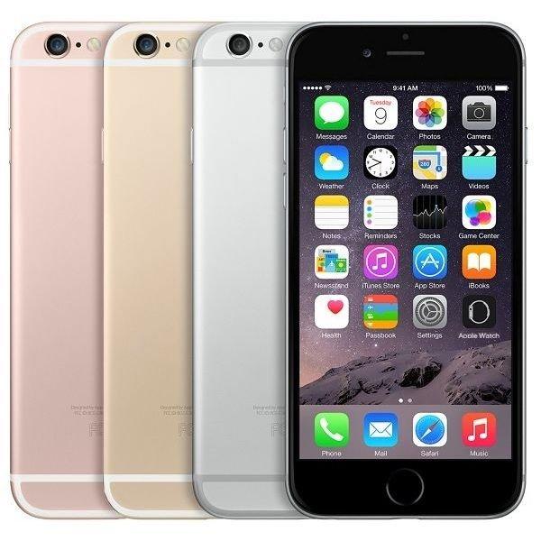 Apple iPhone 6 Plus, 128GB   Silver, Trieda A - použité, záruka 12 mesiacov