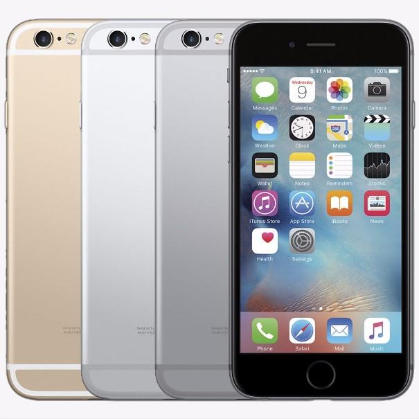 Apple iPhone 6 Plus, 16GB | Space Gray, Trieda B - použité, záruka 12 mesiacov