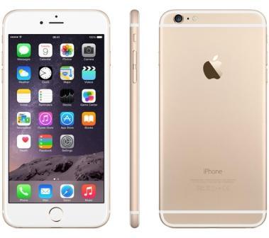 Apple iPhone 6 Plus, 64GB | GOLD - Trieda C - použité, záruka 12 mesiacov