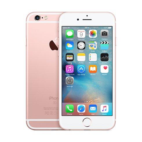 Apple iPhone 6S, 16GB | Rose Gold, Trieda C - použité, záruka 12 mesiacov
