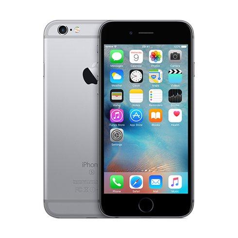 Apple iPhone 6S, 16GB | Space Gray, Trieda C - použité, záruka 12 mesiacov