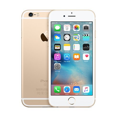 Apple iPhone 6S, 64GB | Gold, Trieda C - použité, záruka 12 mesiacov