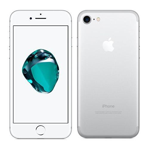 Apple iPhone 7, 128GB | Silver, Trieda C - použité, záruka 12 mesiacov