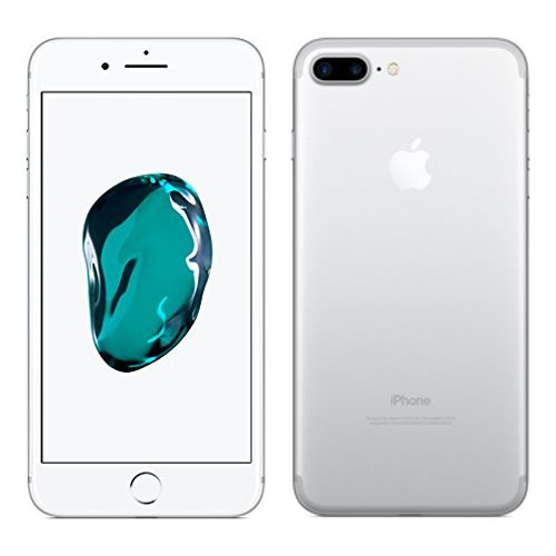 Apple iPhone 7 Plus, 128GB, Silver MN4P2CN/A