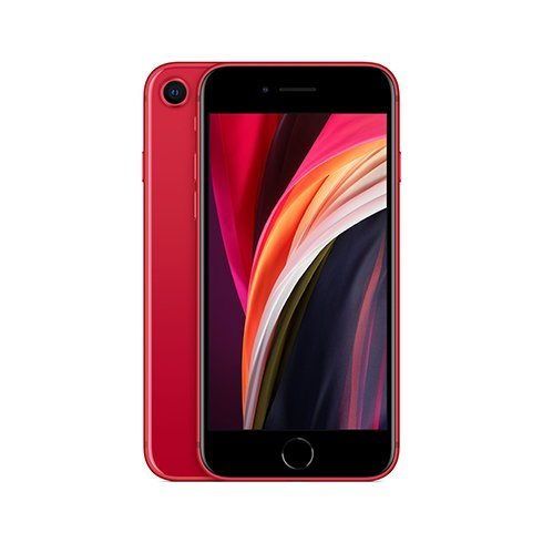 Apple iPhone SE (2020) 128GB, (PRODUCT) RED