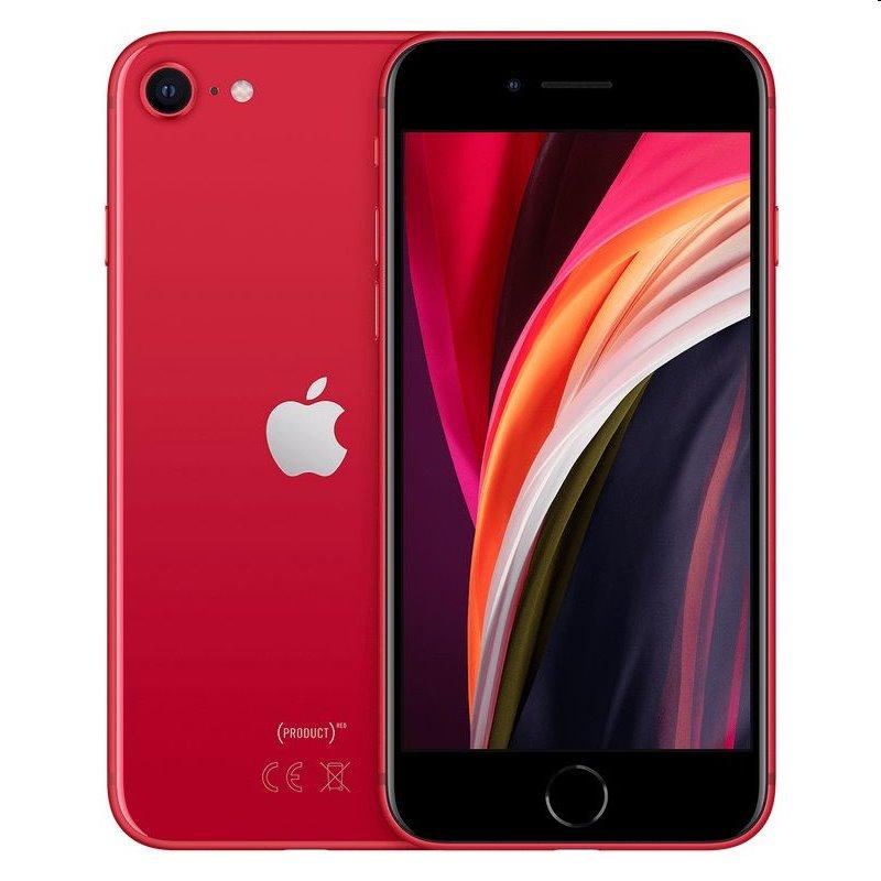 iPhone SE (2020), 128GB, red MHGV3CN/A