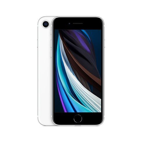 Apple iPhone SE (2020) 64GB | White - nový tovar, neotvorené balenie