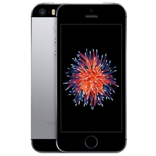 Apple iPhone SE, 32GB | Space Gray, Trieda C - použité, záruka 12 mesiacov