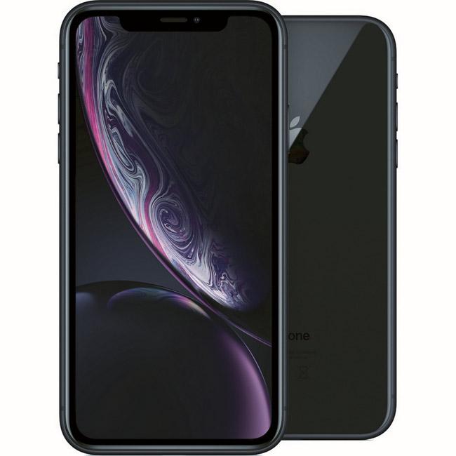 iPhone XR, 128GB, black MRY92CN/A