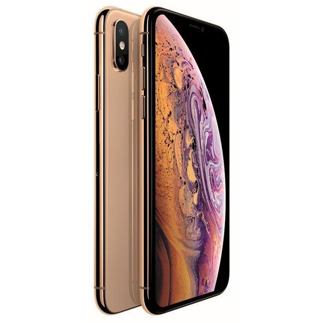 Apple iPhone Xs, 256GB | Gold, Trieda C - použité, záruka 12 mesiacov