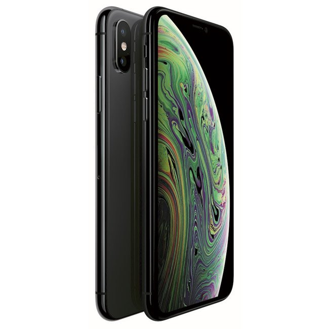 Apple iPhone Xs, 64GB   Space Gray, Trieda B - použité, záruka 12 mesiacov