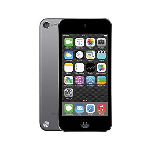Multimediálny prehrávač Apple iPod Touch 5th, 32GB| Space Grey, Trieda B - Použité, záruka 12 mesiacov