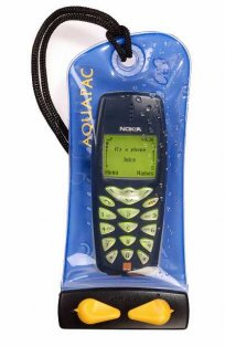 AQUAPAC PHONE MINI/GPS