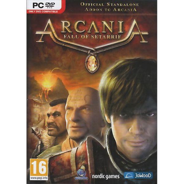 Arcania: Fall of Setarrif PC