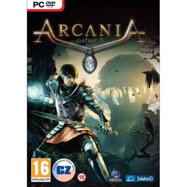 Arcania: Gothic 4 CZ
