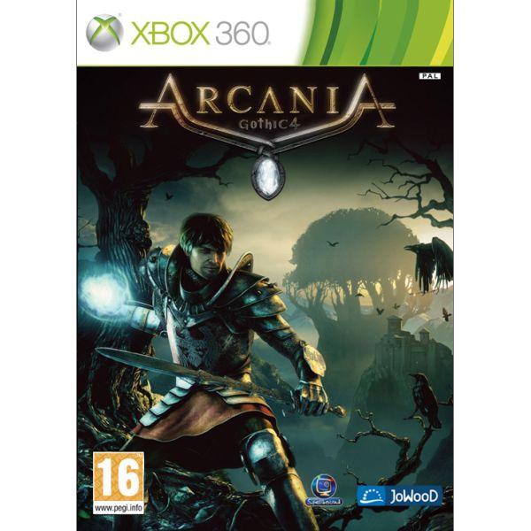 Arcania: Gothic 4 [XBOX 360] - BAZÁR (použitý tovar)