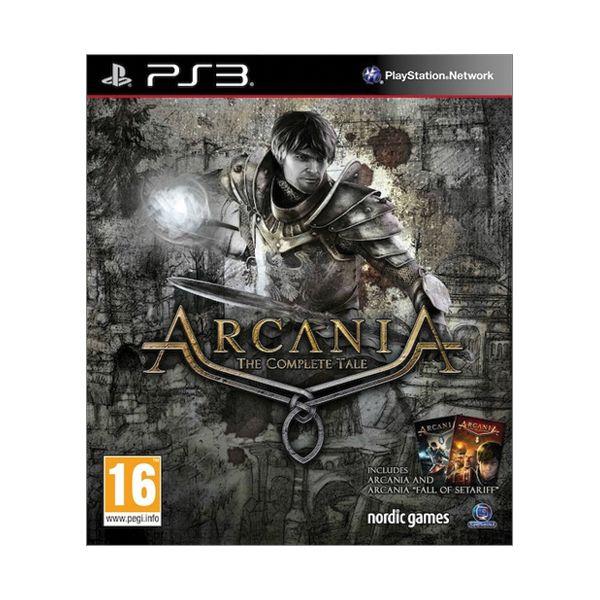 Arcania (The Complete Tale) [PS3] - BAZÁR (použitý tovar)